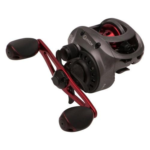 (Zebco Clam Package Right Hand Quantum Pulse Series Reel)