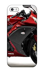Durable Protector Case Cover With Yamaha Motorcycle Hot Design For Iphone 5/5s