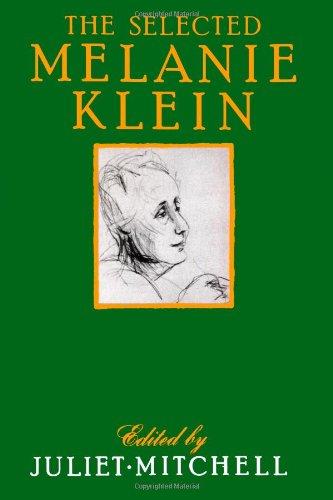 Selected Melanie Klein