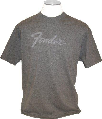 Fender Amp Logo Tee, Charcoal, XL