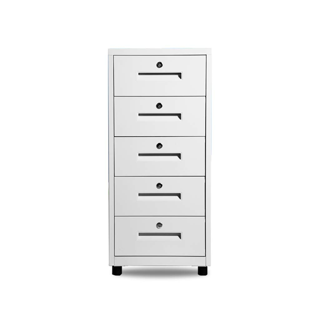 QSJY File Cabinets Disassembly Fireproof and Durable Large Space with Lock Metal Locker Compartment Design Storage Protection Important documents 404085cm (Color : A)