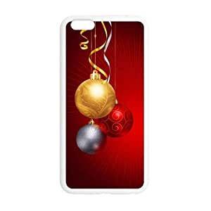 "Welcome!Iphone 6 5.5"" Cases-Brand New Design Christmas Ball Printed High Quality TPU For Iphone 6 5.5 Inch -01"