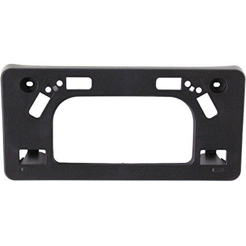 Front License Plate Bracket Compatible with Toyota Prius/Toyota Prius Plug-In 12-15 Front License Plate Bracket