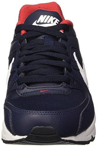Nike Air Max Command (Gs) - Zapatillas para niño Negro / Blanco / Rojo (Obsidian / White-University Red)