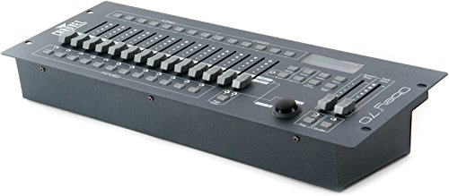 CHAUVET DJ Obey 70 Universal DMX-512 Controller | LED Light Controllers by CHAUVET DJ (Image #6)'