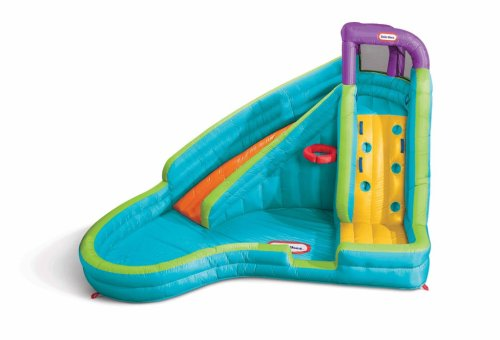 Little Tikes Slam N Curve Water Slide
