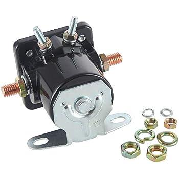 STARTER SOLENOID 18-5808 395419 582708 OMC JOHNSON EVINRUDE OUTBOARD ENGINE PART