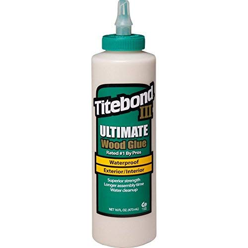 (Titebond 1414 16 Oz Titebond III Ultimate Wood Glue)