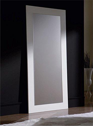 Dugarhome Espejos Modernos Vestidor Blanco Lacado Amazones Hogar - Espejos-modernos
