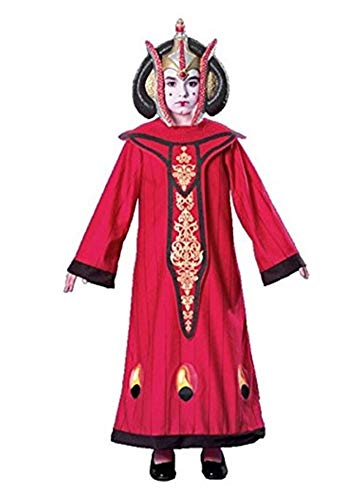 Handmade Star Wars Halloween Costumes (Star Wars Queen Amidala Child's Costume,)
