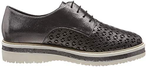 1 Sneakers 23753 Femme Tamaris pewter 1 Basses Argenté 915 915 22 aSq4axTd