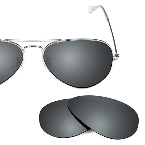 de00cfbf9c Revant Replacement Lenses for Ray Ban Aviator RB3025 55mm