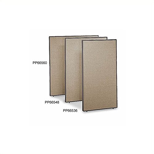 Bush Business Furniture ProPanels - 66H x 48W Panel in Harvest - Propanel Cubicle