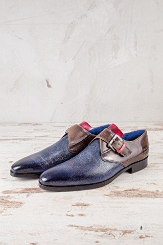 440 à 41 Chaussures EU MH15 de Bleu Hamilton amp; Melvin Ville Lacets pour Homme Bleu 0wfZqtq