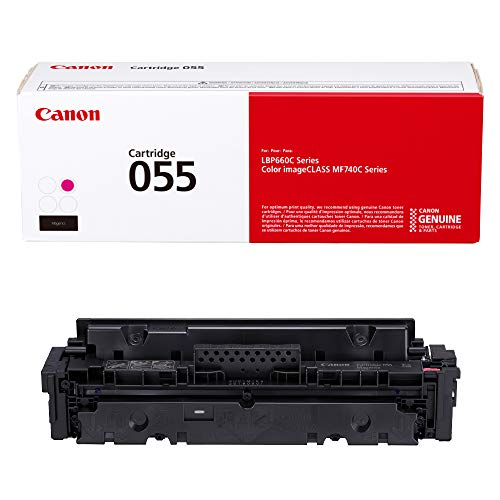 (Cartridge 055 Magenta, Standard - Yields up to 2,100 Pages)