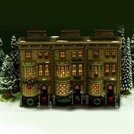 Department 56 ''Mulberrie Court'' Retired Dickens Village