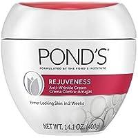Ponds Rejuveness Anti-Wrinkle Cream for Women - 14.1 oz, 476.27 grams