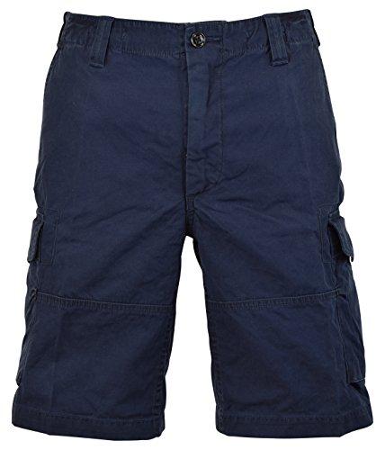 Cargo Classic Shorts - Polo Ralph Lauren Mens Classic Fit Commander Cargo Shorts - 32 - Aviator Navy