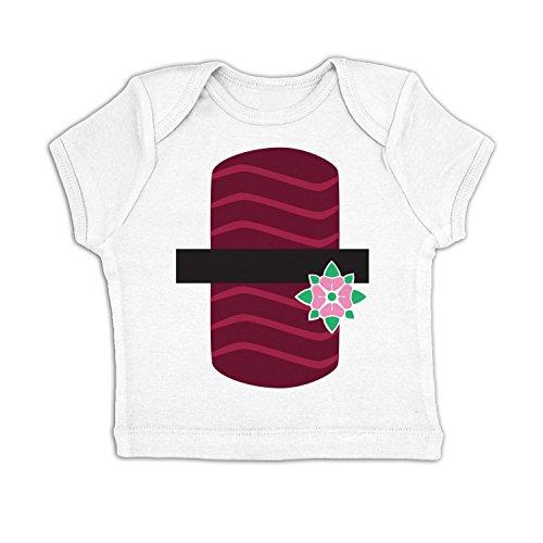 Tuna Sushi Costume Baby T-shirt - White 6-12 Months