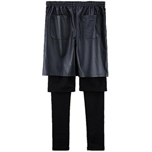 zdddykyou-special-hip-hop-pu-leather-pants-men-fake-two-piece-faux-further-harem-pants-mens-skinny-p