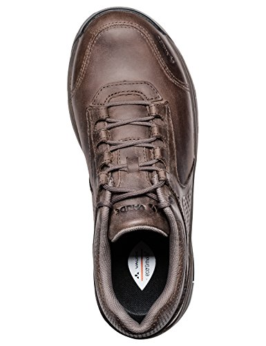 Vaude Women's Tvl Comrus Leather Low Rise Hiking Shoes Brown (Deer Brown 895) original sale online ekFgx98c3