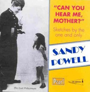 (Can You Hear Me Mother? by Sandy Powell)