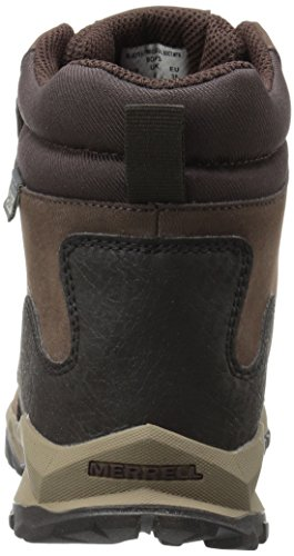 Boot Brown Alpine Merrell Snow Kid big Waterproof Casual wznqqg