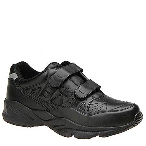 - Propet Men's Stability Walker Strap Walking Shoe, Black, 7 M US