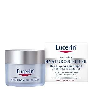 Eucerin - Crema Hyaluron Filler piel seca