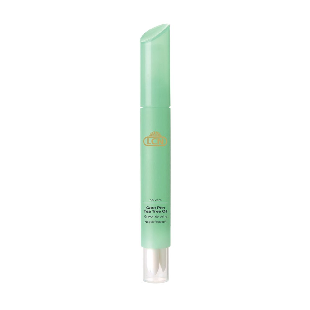 Lcn Tea Tree oil nail Care Pen Calms irritata cuticole 3ml Wilde Cosmetics 44316
