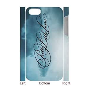 Custom iPhone 4,4S Case, Zyoux DIY New Design 3D iPhone 4,4S Plastic Case - Pretty Little Liars