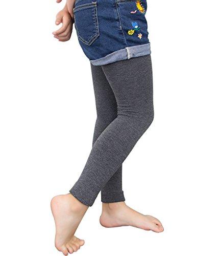 Little Fleece Footless Legging Stockings