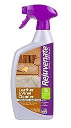 Rejuvenate Leather and Vinyl Cleaner, 24 oz