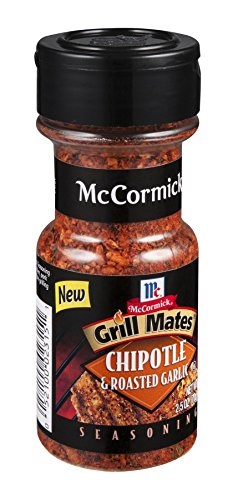 McCormick Grill Mates Chipotle & Roasted Garlic Seasoning, 2.5 OZ (Pack - 18) by McCormick (Image #2)