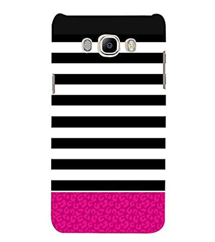 7d3a64d98 Fiobs Stripes Patterns Designs Patti Zebra Mobile Cover: Amazon.in:  Electronics