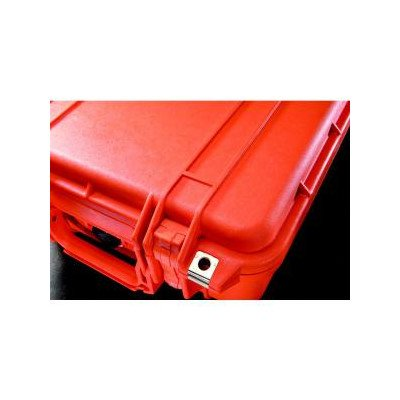 Pelican 1400-000-150 1400 Hard Case Orange With Foam