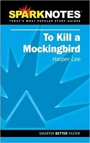 Book To Kill a Mockingbird (Sparknotes) by Harper Lee (2002-05-04)