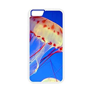 "YCHZH Phone case Of Jellyfish Cover Case For iPhone 6 Plus (5.5"")"