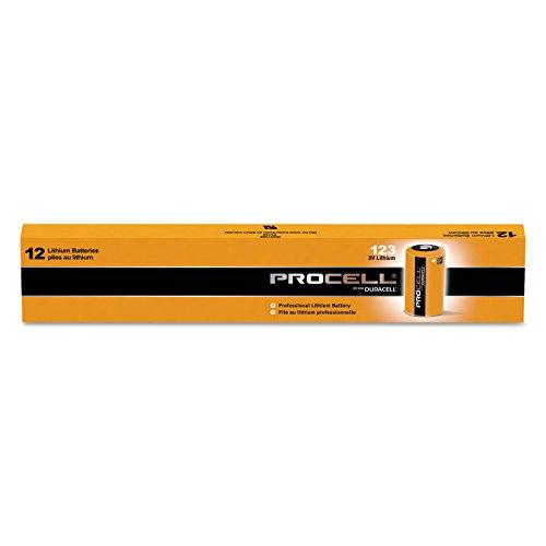 DURPL123BDK - Procell Lithium Batteries