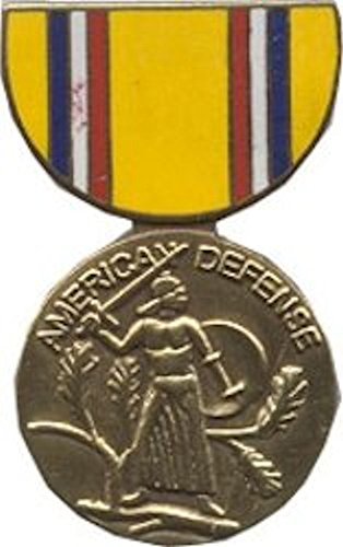 American Defense Mini Medal Small - Medal Defense American