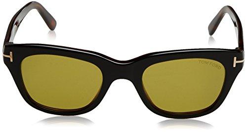 Ford Tom Black FT0237 Snowdon Sonnenbrille Green Altro With avfxvOdq