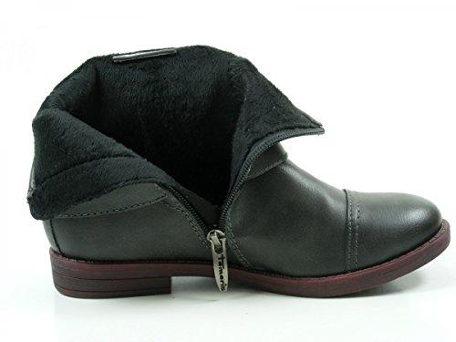 Tamaris 1-25396-29 Ankle Bottes femmes Grau