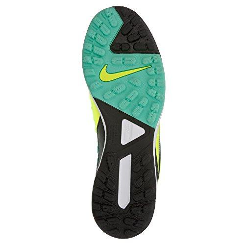 Nike Ctr360 Libretto Iii Mens Stivali Da Astroturf Volt / Bagliore Verde