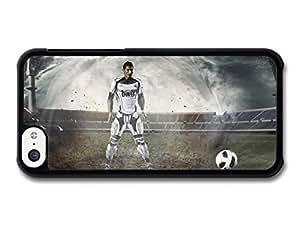 Cristiano Ronaldo Cyborg Football Player case for iPhone 5C