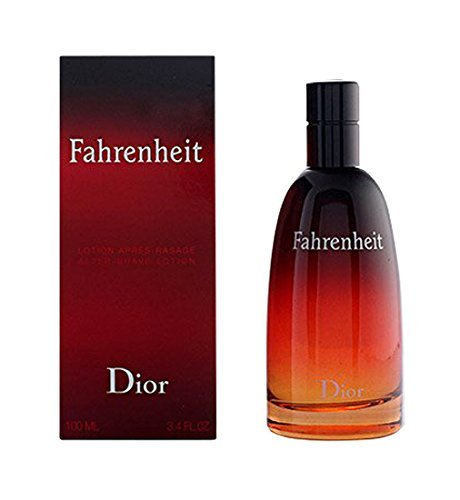 Christian Dior Fahrenheit After Shave for Men, 3.3 Ounce