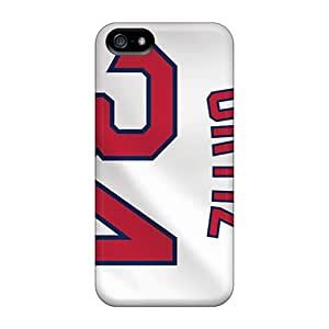 First-class Cases Covers For Iphone 5/5s Dual Protection Covers Boston Red Sox