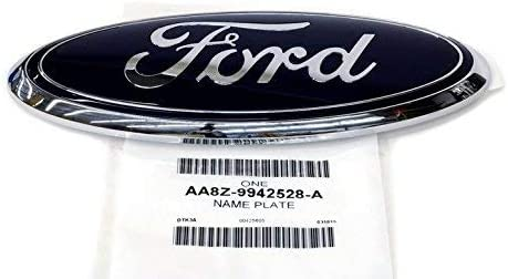 Ford AA8Z-9942528-A Name Plate