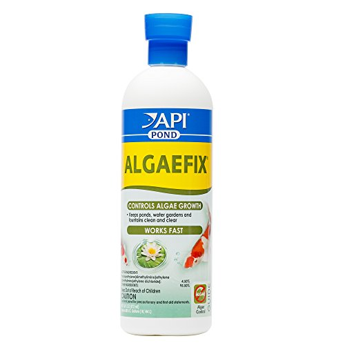 (Aquarium Pharmaceuticals PondCare AlgaeFix, 16oz)