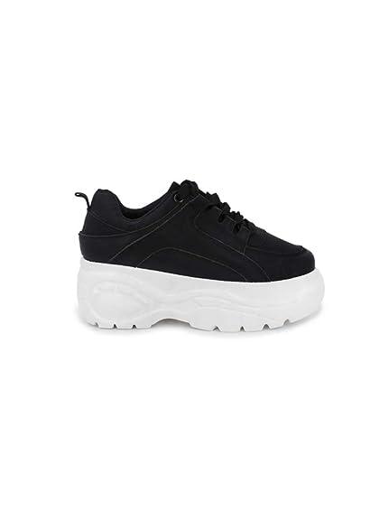 plus récent ea0b1 8b1c7 Sneakers Plateforme Femme
