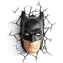 3DLightFX Warner Bros DC Comics Batman Mask 3D Deco Light